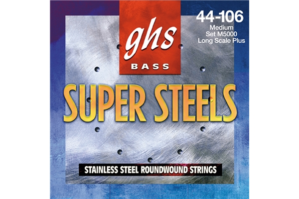 GHS - STB105 Rivestita Super Steel