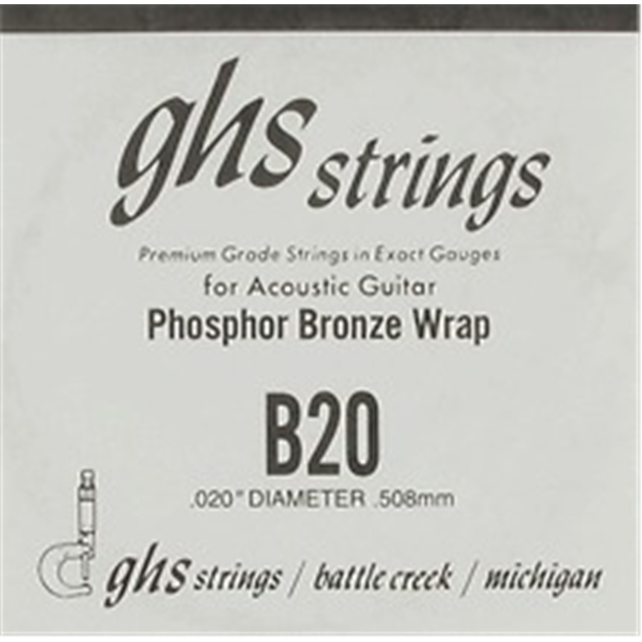 B20 Phosphor Bronze