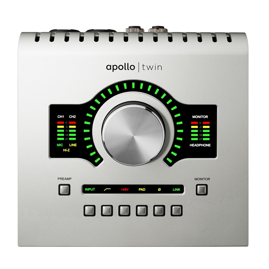 Apollo Twin Duo USB