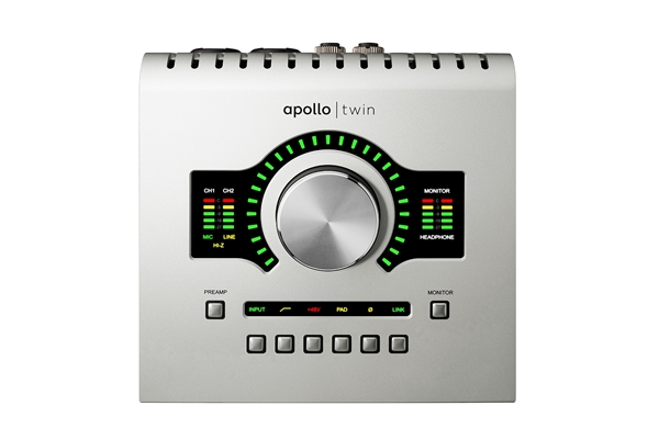 Universal Audio - Apollo Twin Duo USB