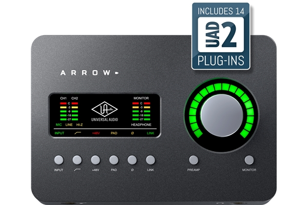 Universal Audio - Arrow