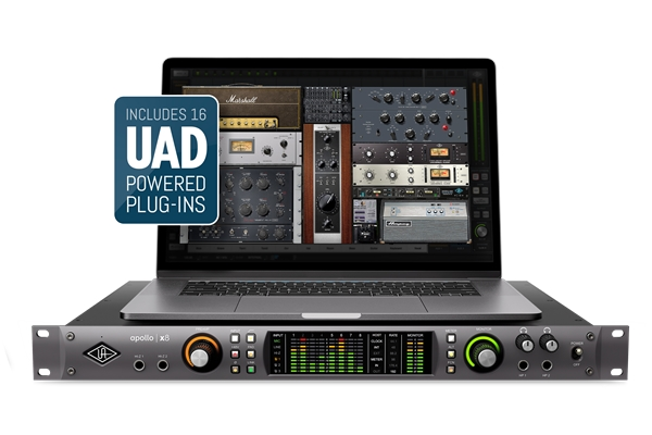 Universal Audio - Apollo X8