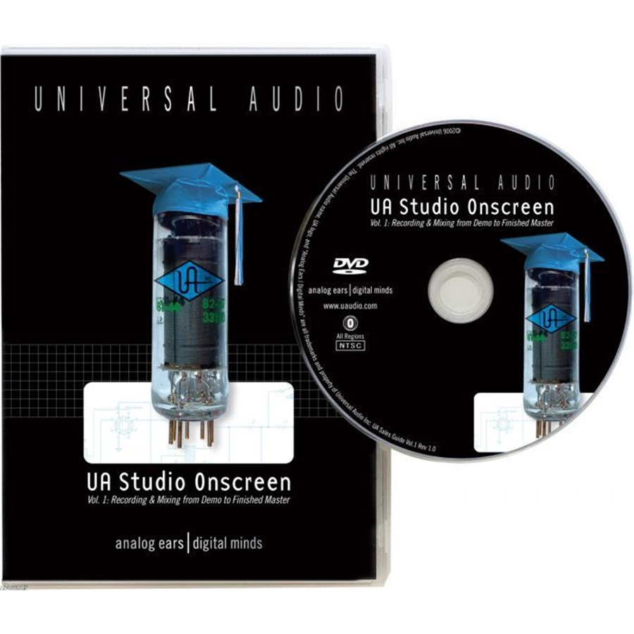 STUDIO DVD VOL.1