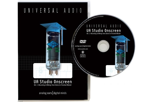Universal Audio - STUDIO DVD VOL.1