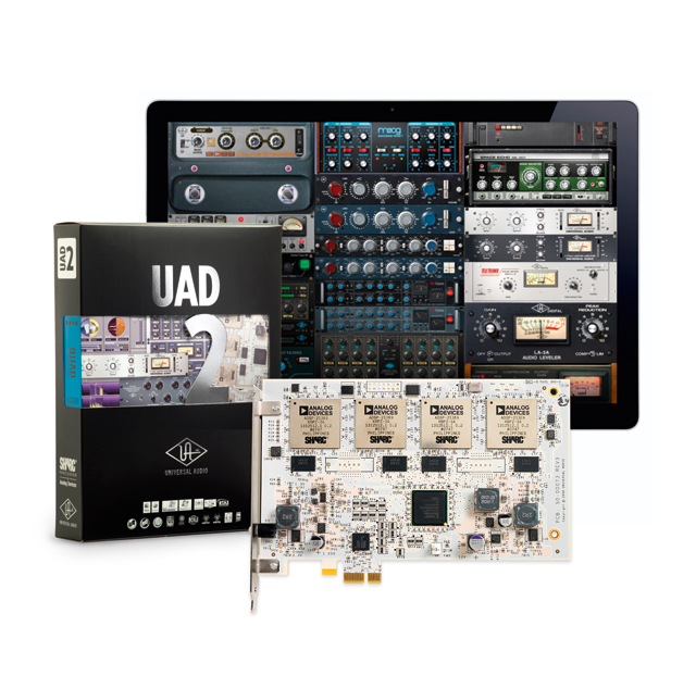 Universal Audio - UAD-2 QUAD Core