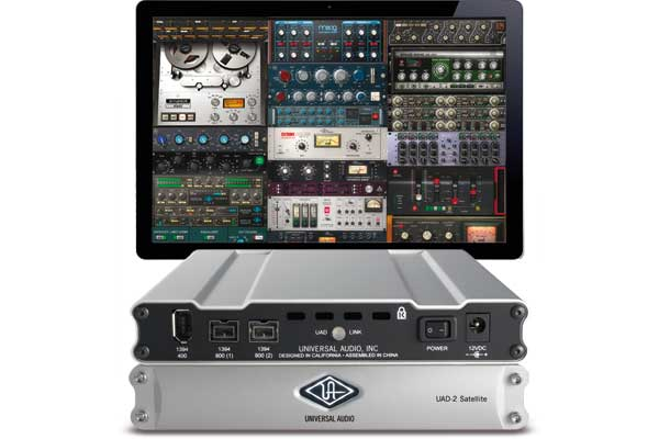 Universal Audio - UAD-2 Satellite QUAD Core