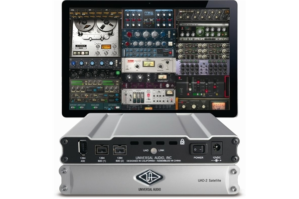 Universal Audio - UAD-2 Satellite QUAD Custom