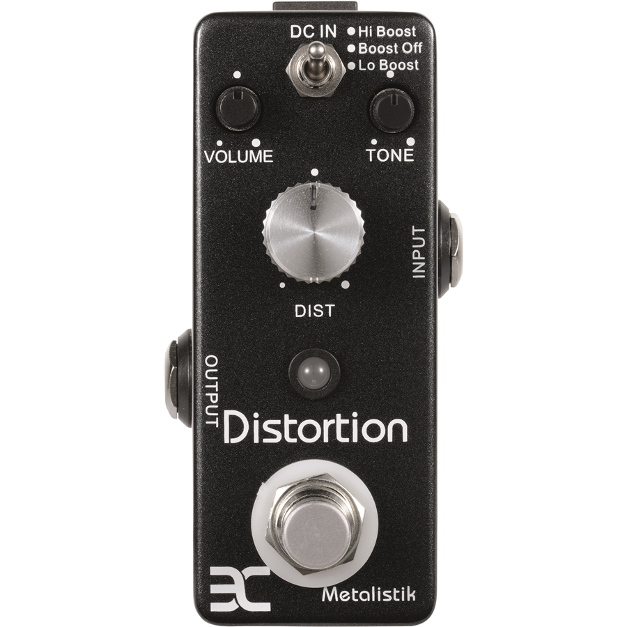 TC-11 - Metalistick Distortion