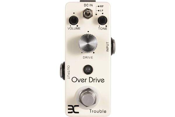 Ex Pedals - TC-16 - Trouble In Mind Overdrive
