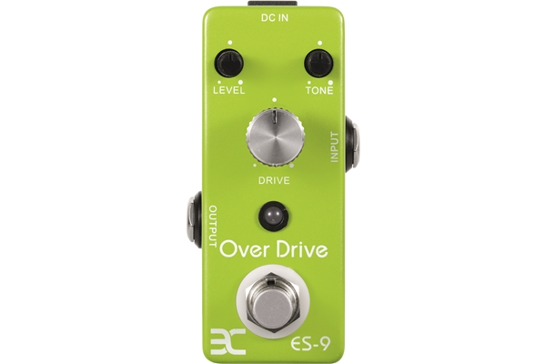 Ex Pedals - TC-17 - ES-9 Eighties Screamer Overdrive