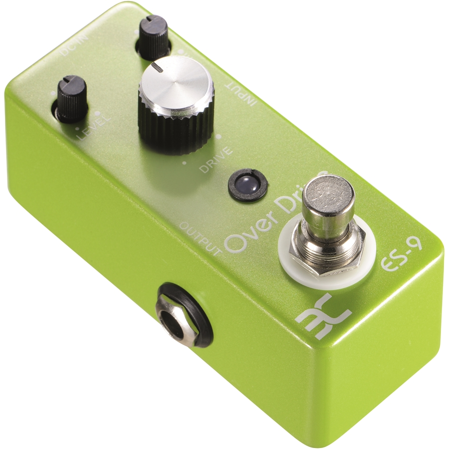 TC-17 - ES-9 Eighties Screamer Overdrive