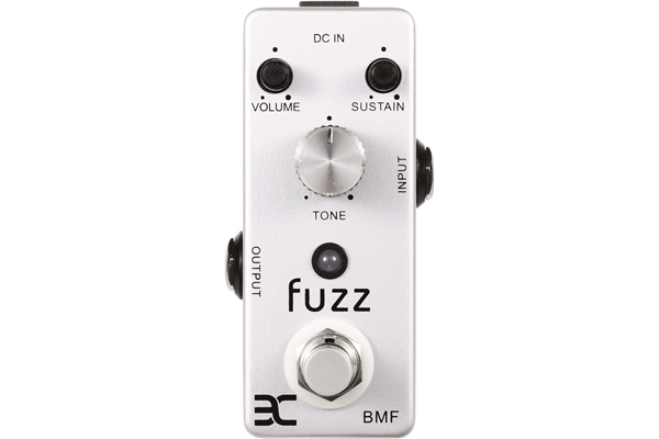 Ex Pedals - TC-18 - BMF Fuzz Distortion
