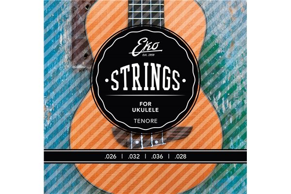 Eko - Ukulele Tenor String set