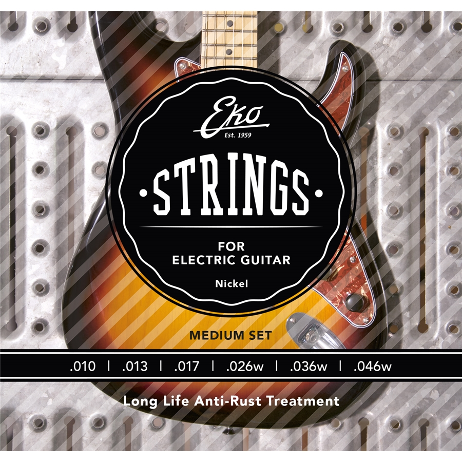 Electric Guitar Strings 10-46 set