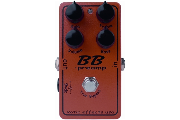 Xotic Effects - BB Preamp