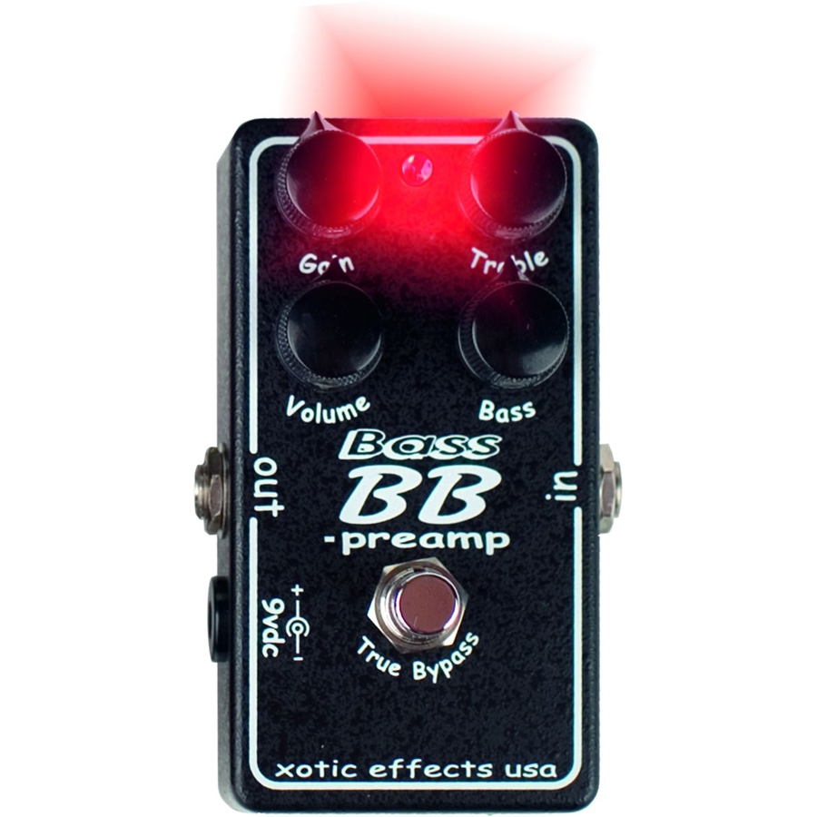 Bass BB Preamp