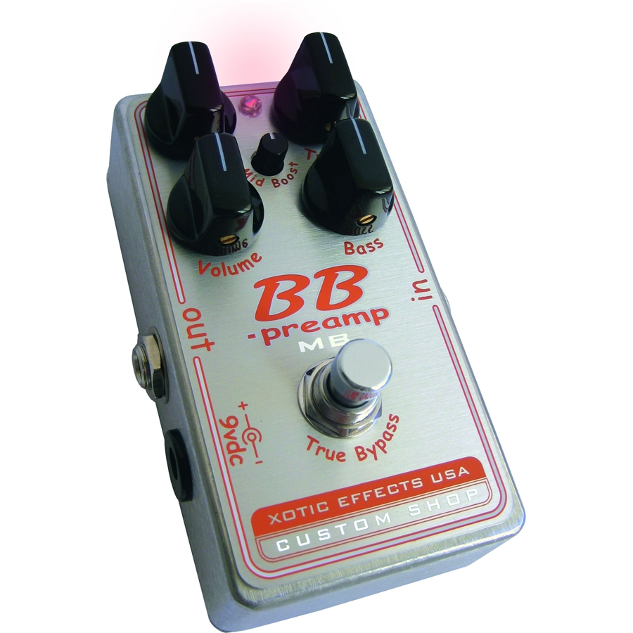 BBP-MB Custom Shop