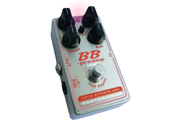 Xotic Effects - BBP-MB Custom Shop