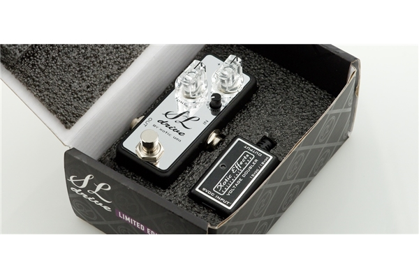 Xotic Effects - SL Drive Chrome LTD