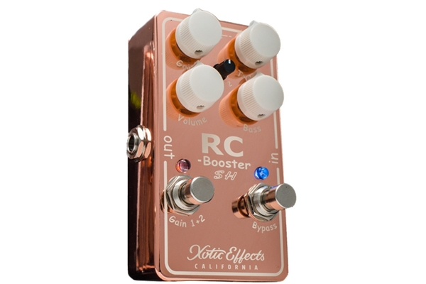 Xotic Effects - RC-Booster Scott Henderson Copper