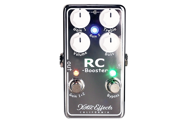 Xotic Effects - RC Booster V2