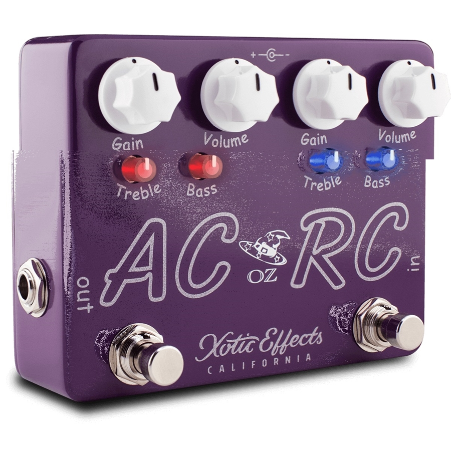 AC/RC-OZ Booster Overdrive Oz Noy Limited Edition