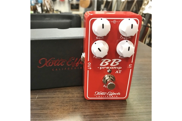 Xotic Effects - BB Preamp 2017 Andy Timmons Edition