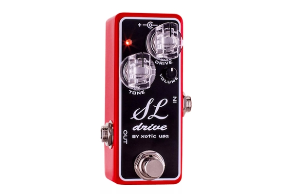 Xotic Effects - SL Drive Red Run Limited Edition