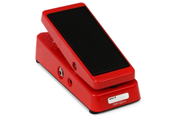 Xotic Effects - XW-1 Wah Red Run Limited Edition