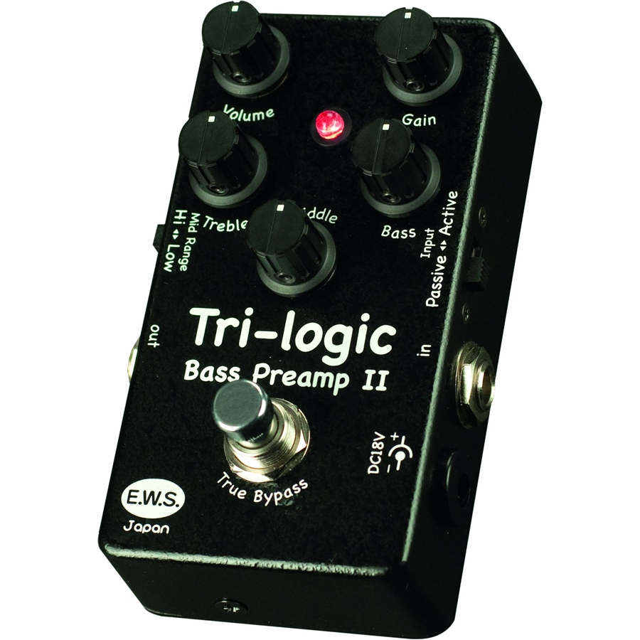 Tri-logic Bass Preamp 2