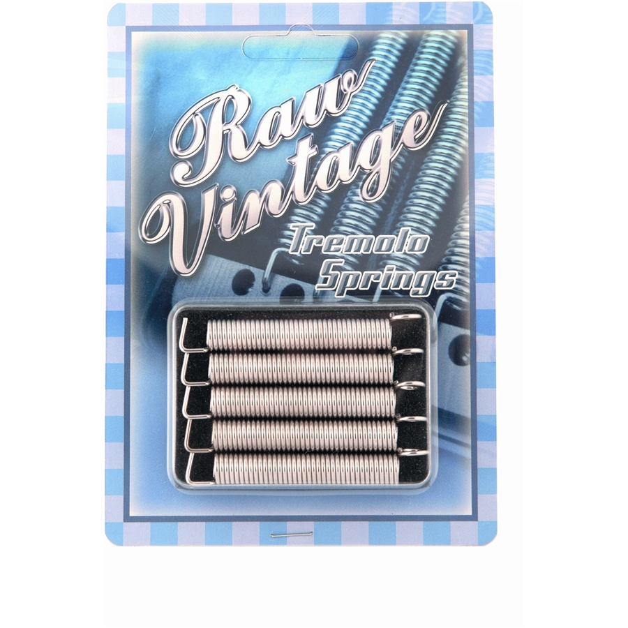 RVTS-1 (5-pc set) - Tremolo Springs