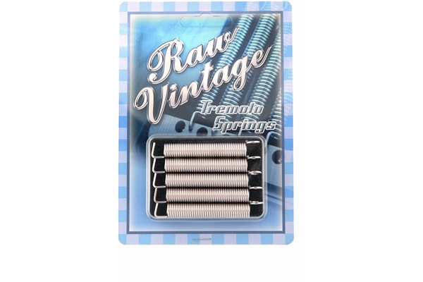 Raw - RVTS-1 (5-pc set) - Tremolo Springs