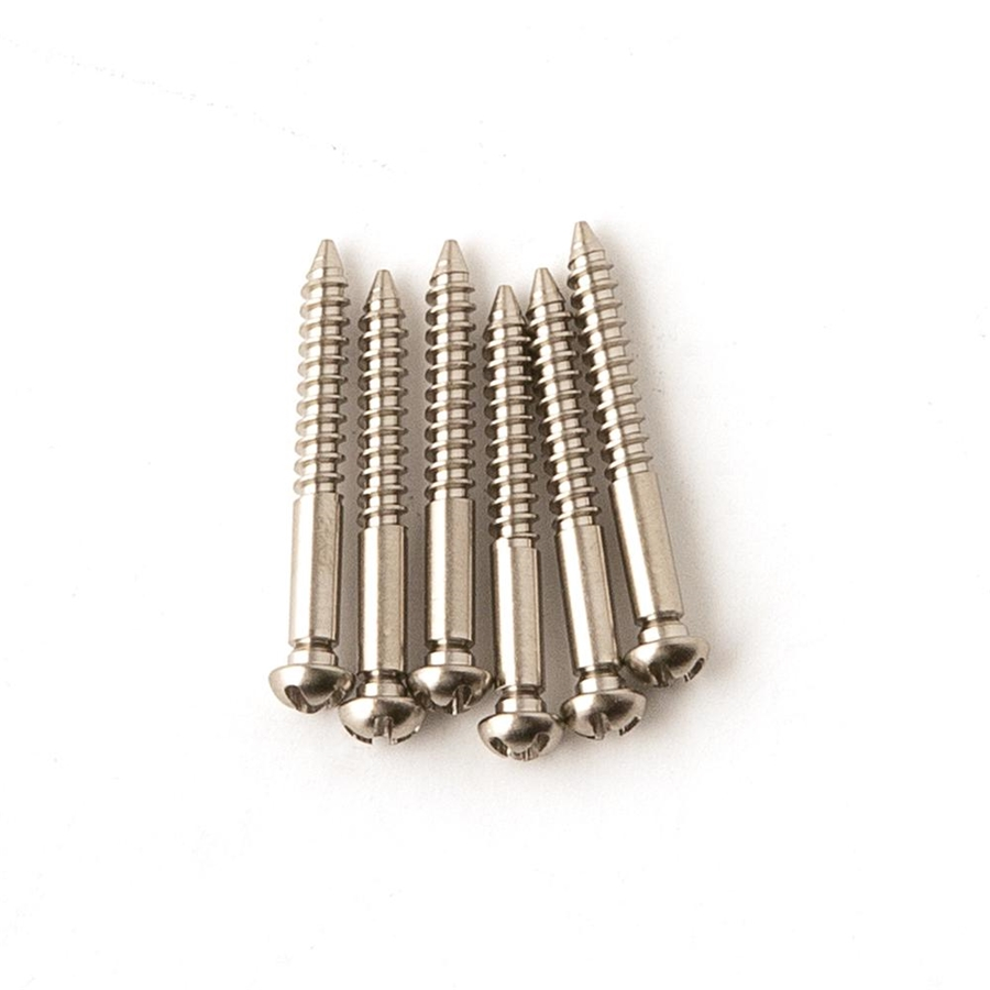 ACC-4023 Tremolo Bridge Screws (set of 6), Nickel
