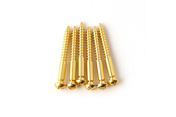 PRS - ACC4024 Tremolo screws (set 6) GOLD