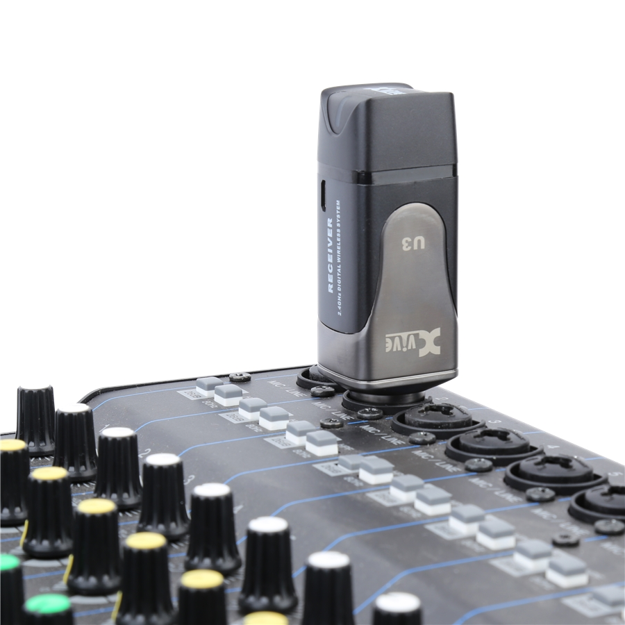 U3 Microphone Wireless System
