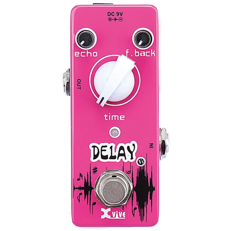 V5 light purple Delay