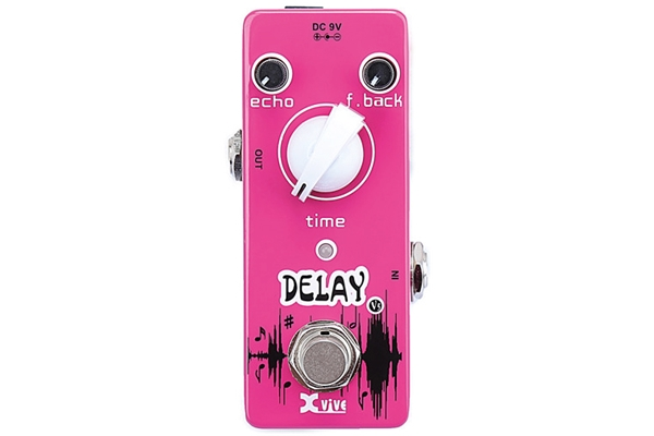 X Vive - V5 light purple Delay