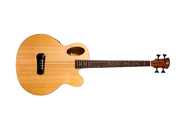 Spector - Timbre Jr. Short Scale Natural Matte