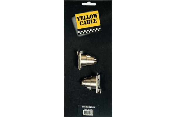 Yellow Cables - XLR04 Prese XLR Femmina 2 Pcs