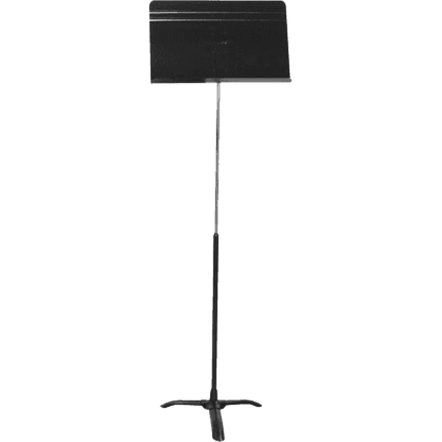 Manhasset 48TA - Leggio da orchestra nero alto