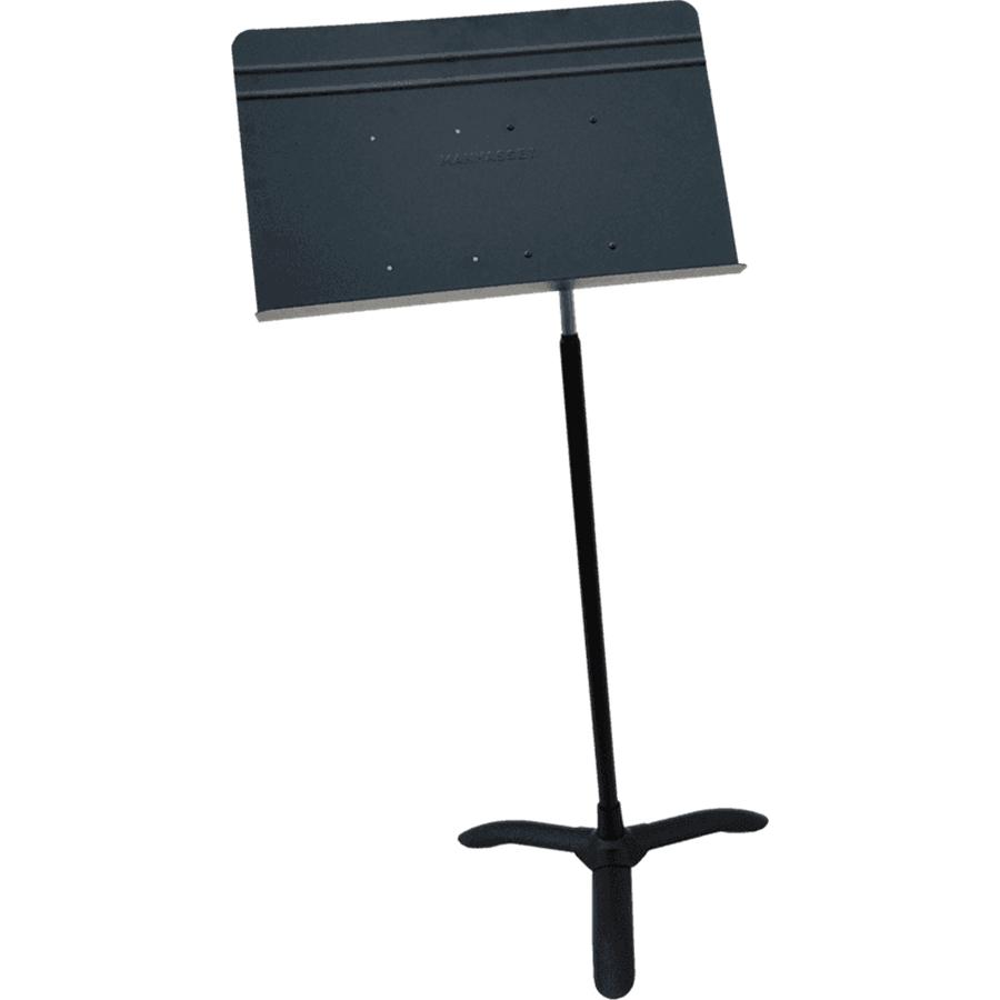 Manhasset 48TB - Leggio da orchestra nero per trombonisti