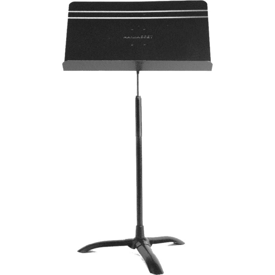 Manhasset 48C Leggio da Orchestra Nero Piccolo Set da 6