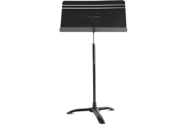 Manhasset 48CA - Leggio da orchestra nero piccolo