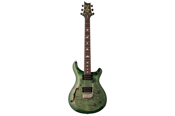 PRS - S2 Custom 22 Semi-Hollow Moss Green