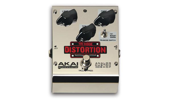 DRIVE 3 DISTORTION