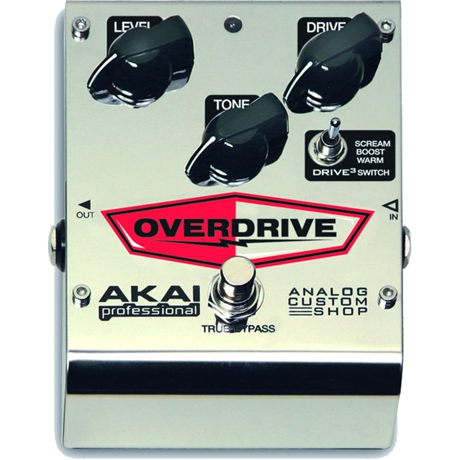 DRIVE 3 OVERDRIVE