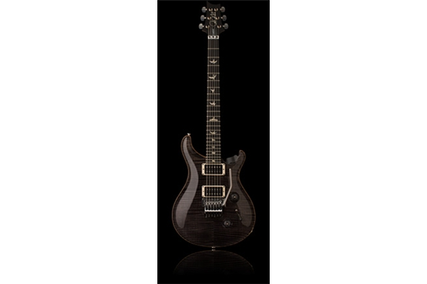 PRS - CUSTOM 24 FLOYD Birds 5 vie GrayBlack, Pattern Thin \m/