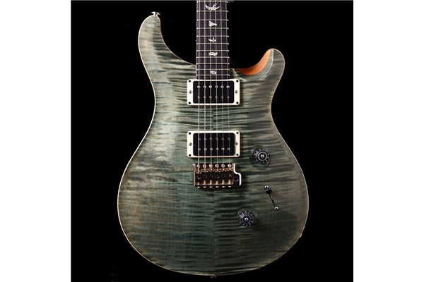 PRS - CUSTOM 24 Birds Tremolo 5 vie, Trampas Green Pattern Thin 85/15