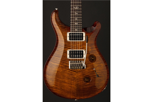 PRS - Custom 24 Floyd Top 10 Black \m/ GoldBurst