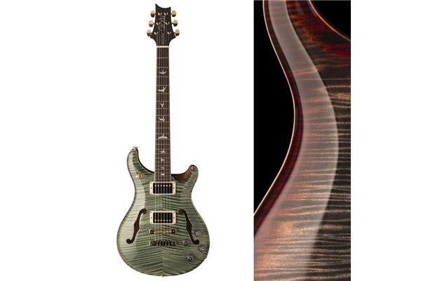PRS - McCarty 594 Hollowbody II Charcoal Cherry Burst